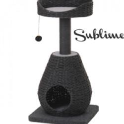 Perchoir Sublime pour chat Ø 42 cm H 89 cm