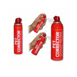 Lot de 4 sprays éducatifs ou répulsifs Pet Corrector 50 ml