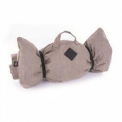 Plaid pour canapé ou voiture Croisette pour chien Coloris Beige - 115 x 70 cm