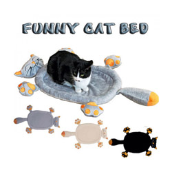 Plaid pour chat Funny Cat-Bed
