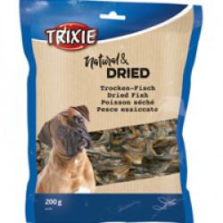 Poissons séchés friandises pour chiens Trixie