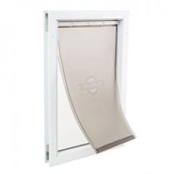 Porte Staywell Petsafe grand modèle en aluminium pour chien Extra Large 660