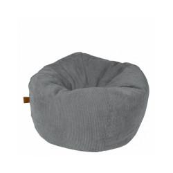 Pouf confortable pour chien et chat Chill Zack - Coloris Gris Foncé