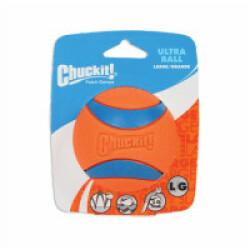 Balle Ultra Ball caoutchouc pour propulseur lanceur de balle Chuckit Original