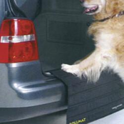 Protection pare choc automobile Rollmat pour chien