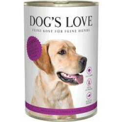Pâtée Dog's Love à l'Agneau pour chien (200g)