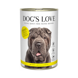 PâtPâtée Dog's Love au Poulet pour chien (200g)
