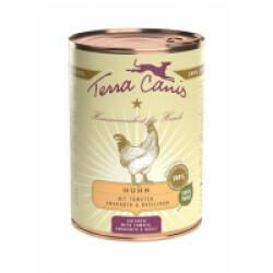 Pâtée naturelle pour chien Classic Poulet Terra Canis