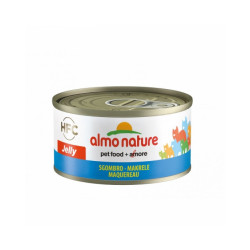 Pâtée pour chat Almo Nature HFC Jelly - Lot de 6 x 70 g Maquereau