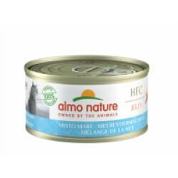 Pâtée pour chat Almo Nature HFC Jelly - Lot de 6 x 70 g Mélange de la mer