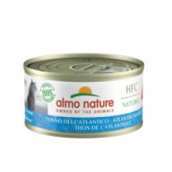 Pâtée pour chat Almo Nature HFC Natural - Lot de 6 x 70 g Thon de l'atlantique