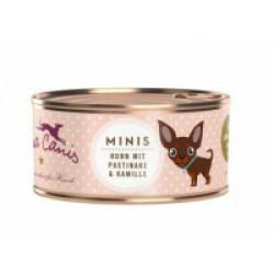 Pâtée sans céréales Terra Canis Mini pour petit chien au poulet - Boîte 100 g