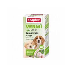Purge Vétonature pour chiot et petit chien - de 15 kg Boite de 50 comprimés
