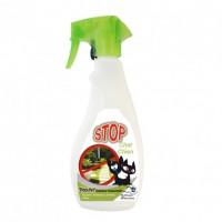 Répulsif pour extérieur chiens et chats spray 500 ml