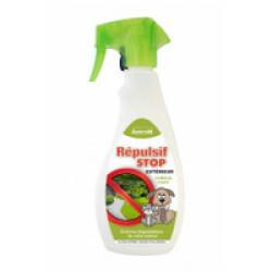 Répulsif d'extérieur pour chien et chat Agecom spray 500 ml
