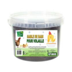 Sable de bain Lifland pour volailles - 5 litres