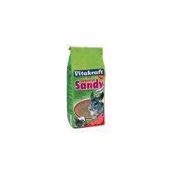 Sable de bain Sandy Vitakraft pour Chinchilla
