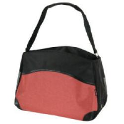 Sac Bowling Zolux de transport pour chats et petits chiens - Coloris Brique Taille S