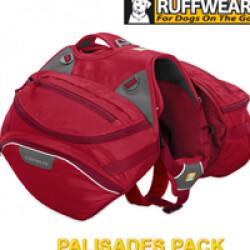 Sac de bât Palisades Pack Ruffwear pour chien T1