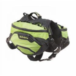 Sac de bât Pro Kn'1® Active Trail pour chien T1 vert