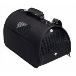 Sac de transport Urban noir pour chien