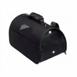 Sac de transport Urban noir pour chien Taille 2 jusqu'à 8 kg