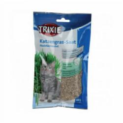 Sachet de semences d'herbe à chat Trixie pour chat adulte - 100 g (DLUO 6 mois)