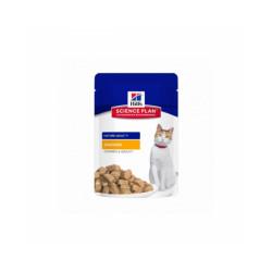 Sachets pour chats Hill's Science Plan Mature Poulet 12 sachets de 85 g