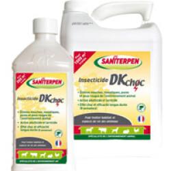 Insecticide pour élevage animaux Saniterpen DK Pro 1 litre