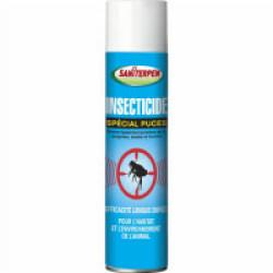Saniterpen insecticide tiques et puces 400 ml