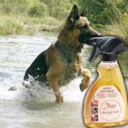 Savon à la glycérine pour sellerie animale