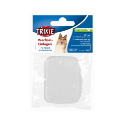 Serviettes absorbantes pour slip de protection pour chien Trixie