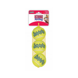 Set de 3 balles de tennis Kong Squeakair