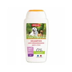 Shampoing anti démangeaison Zolux sans paraben pour chien