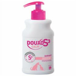Shampoing anti-démangeaisons pour chien et chat Calm Douxo S3 Flacon 200 ml
