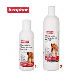 Shampoing anti-puces Beaphar pour chien et chat 200 ml