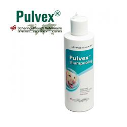 Shampoing anti parasitaire Pulvex Schering pour chien