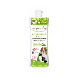 Shampooing antiparasitaire 2 en 1 250 ml Anti-démangeaison