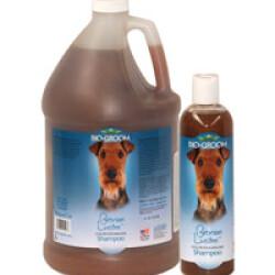 Shampoing Bio Groom colorant Bronze lustré pour poil chien et chat 355 ml