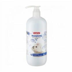 Shampoing colorant poils blancs et gris Béaphar pour chien et chat 1 L