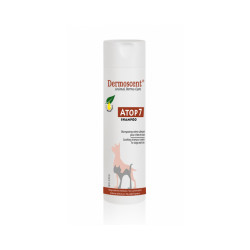 Shampoing Dermoscent ATOP 7 pour chien et chat 200 ml