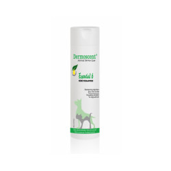 Shampoing Dermoscent Essential 6 Sebo pour chien et chat 200 ml