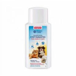 Shampoing DiméthiCARE stop parasites pour chien et chat Beaphar - 200 ml