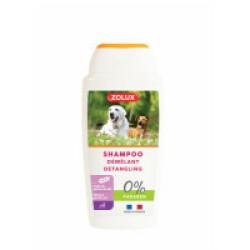 Shampoing Doggy Pro Zolux démêlant poils longs et emmêlés pour chien et chat