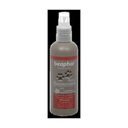 Shampoing hydratant Beaphar eau de rose et bambou peau sèche pour chat et chaton