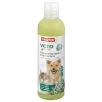 Shampoing répulsif antiparasitaire Vétonature pour chien et chat