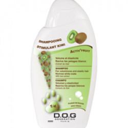 Shampoing stimulant pour pelage blanc Dog Generation Activ Fruit Kiwi