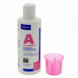 Shampooing traitant Allermyl pour chiens et chats Flacon 200 ml