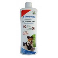 Shampooing antiparasitaire 2 en 1 pour chien et chat flacon 250 ml