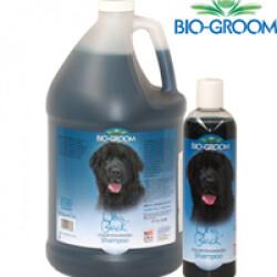 Shampoing Bio Groom colorant Ultra Black pour poil noir de chien et chat 3.8 Litres